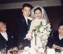 平成10年6月13日に結婚